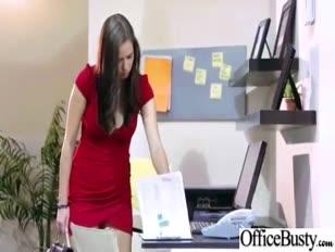 Gigi allens oficina mujer con enormes ubres boink en acto de moda rígida vid-21