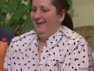 Busty abuelita se dicked abajo